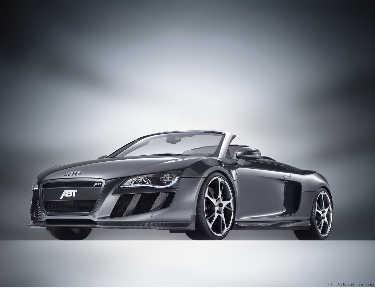 Audi r8 spyder wallpapers