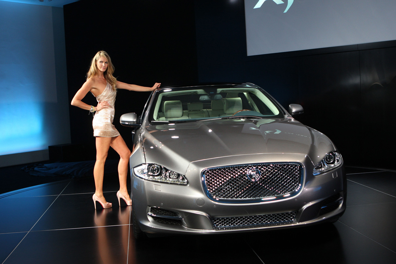 Jaguar xj wallpapers