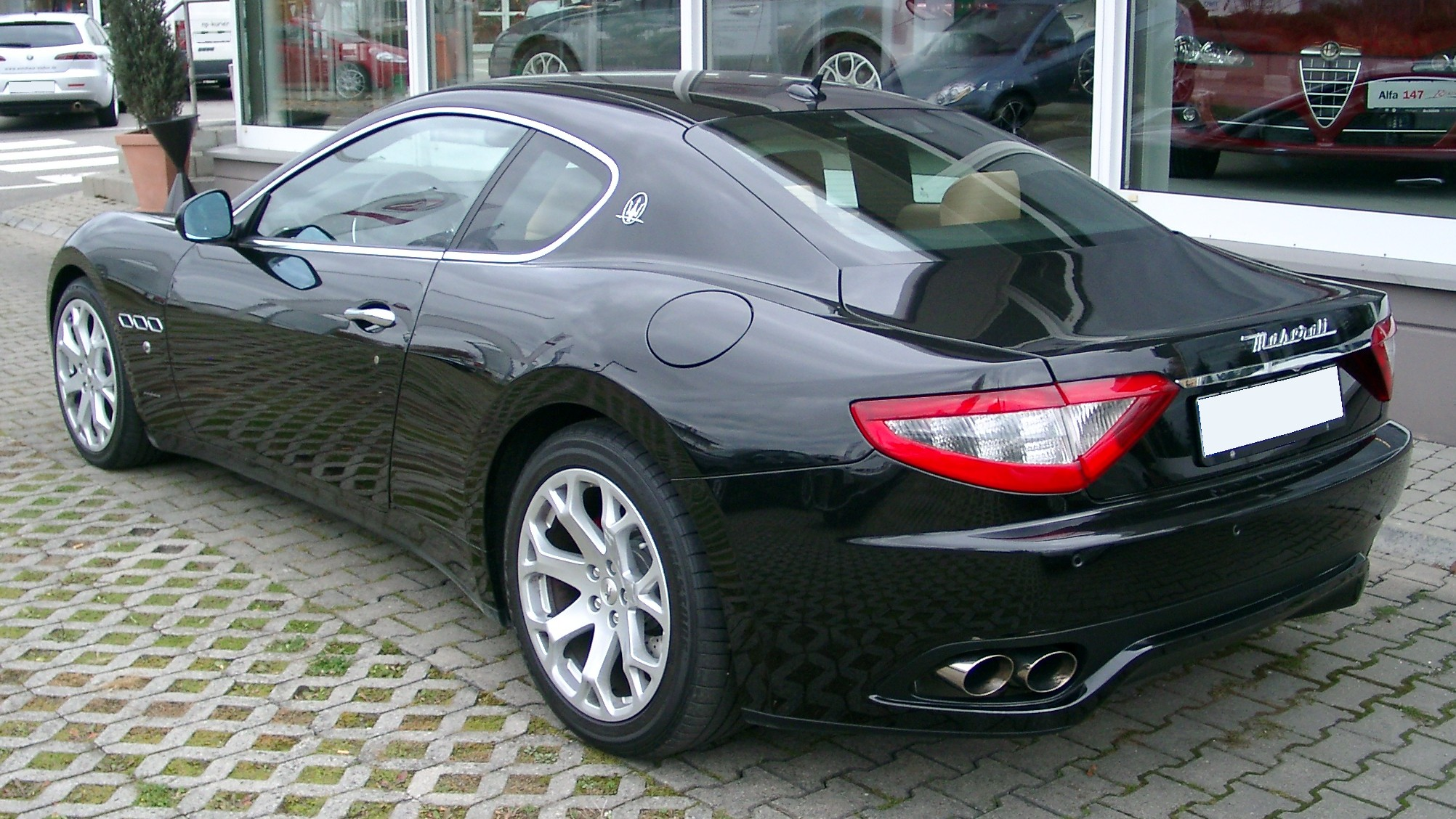 Maserati gran turismo wallpapers