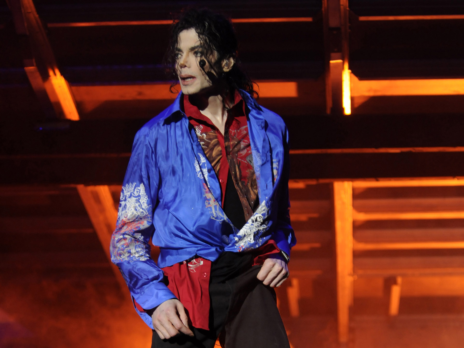 Michael jackson this is it wallpapers