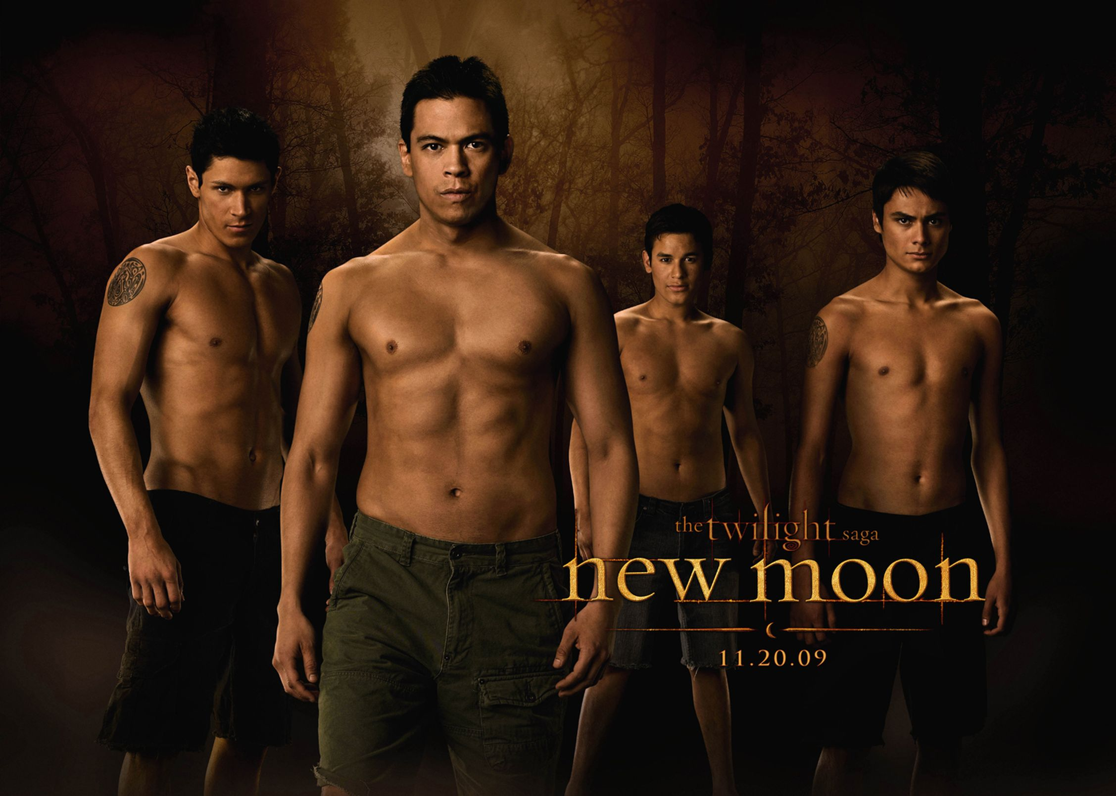 Twilight new moon wallpapers