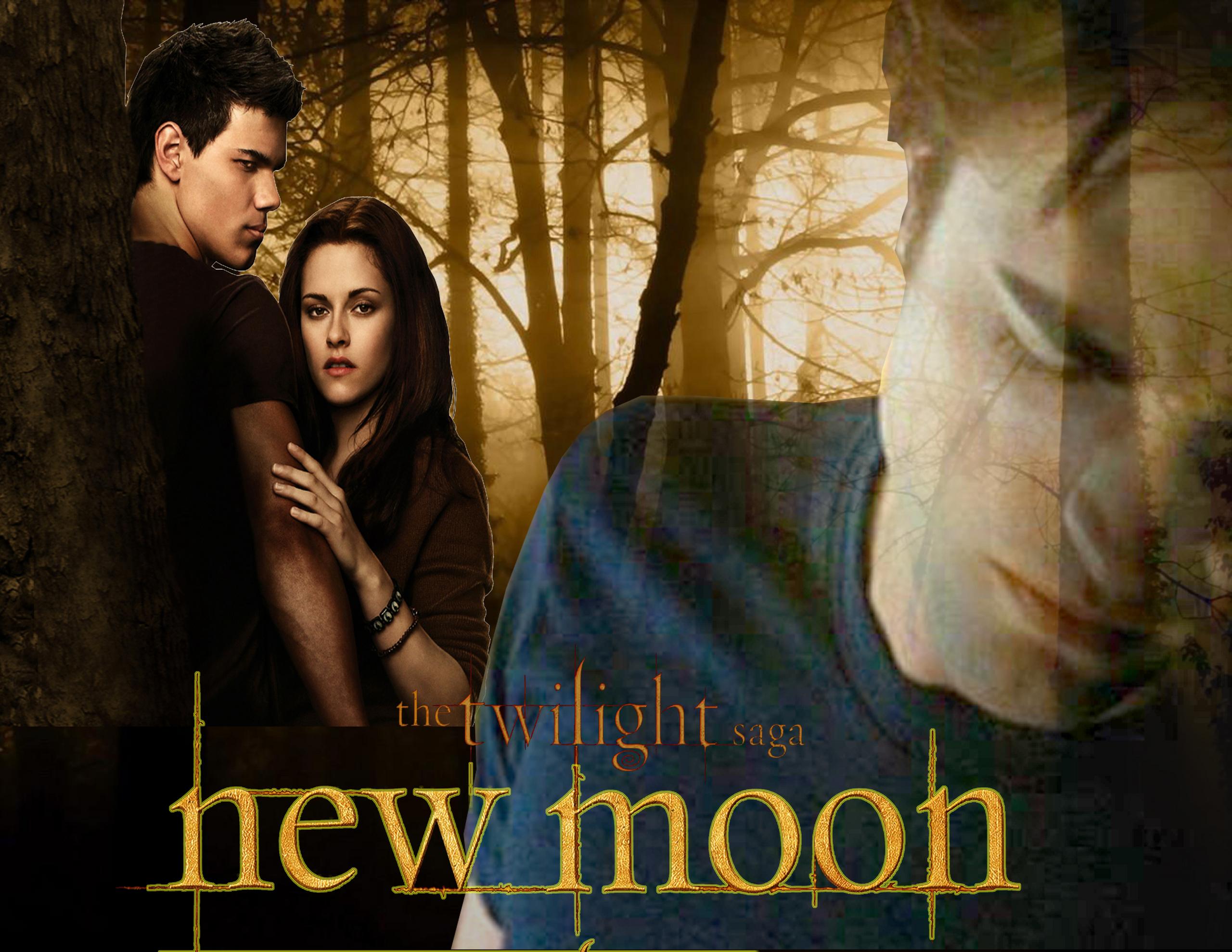 Twilight new moon wallpapers