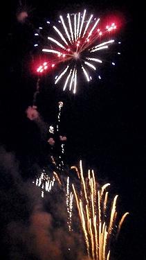 Feuerwerk wallpapers