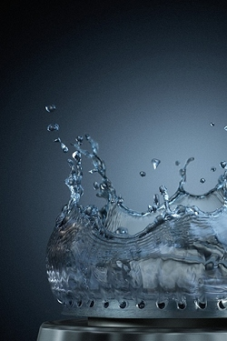 Wasser effekte wallpapers