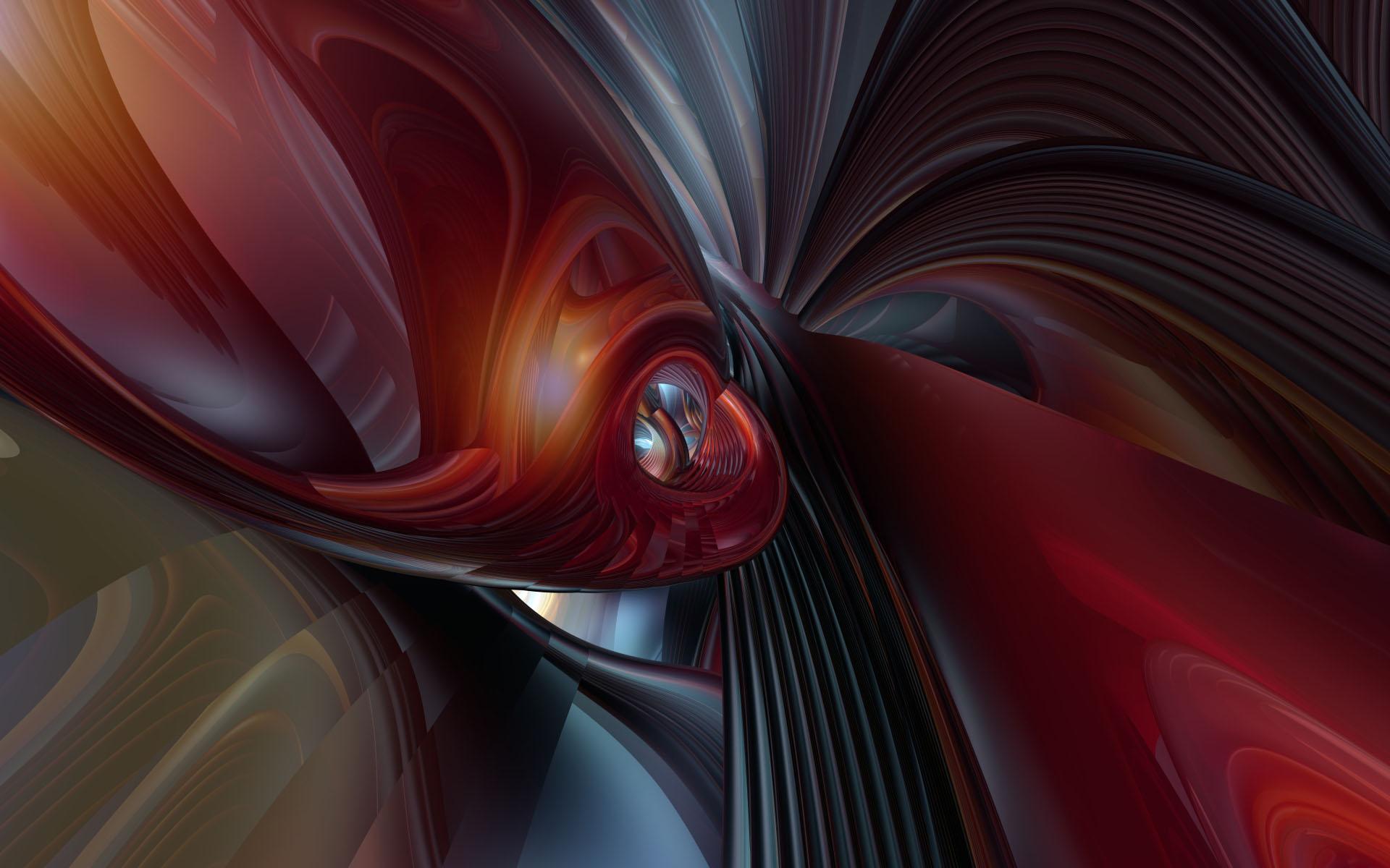 Abstrakt 3d