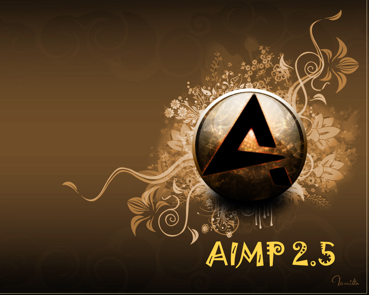 Aimp2 wallpapers