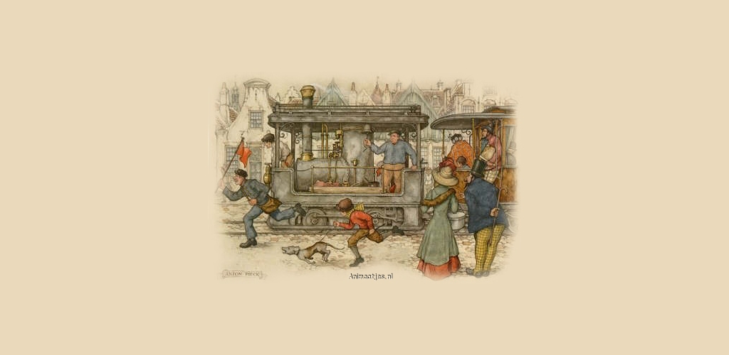 Anton pieck wallpapers