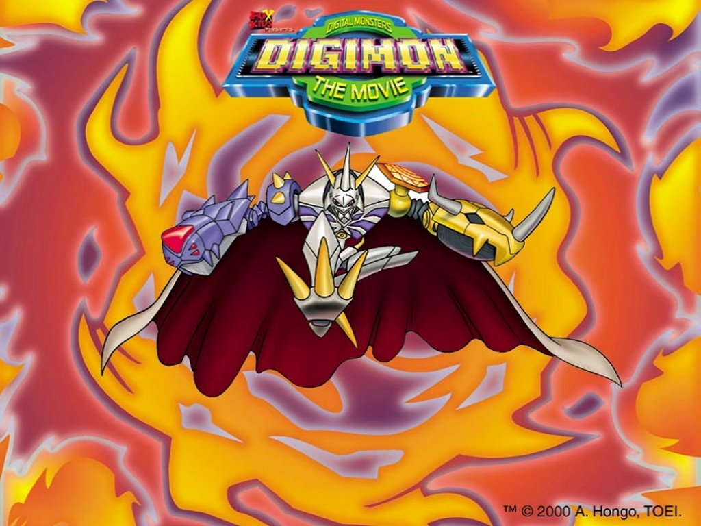 Digimon wallpapers