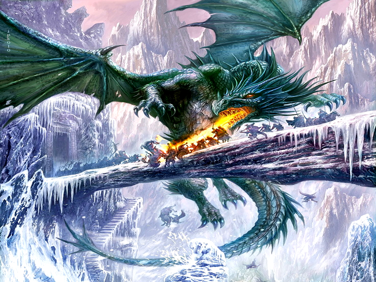 Drachen wallpapers