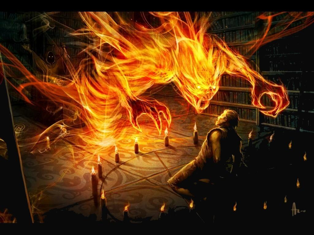 Feuer effekte wallpapers