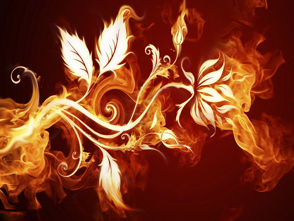 Wallpapers feuer effekte wallpapers