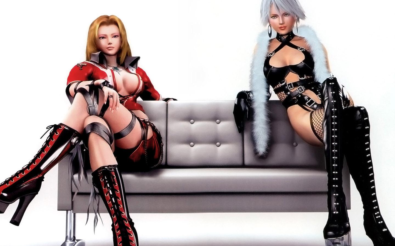 Game girls wallpapers