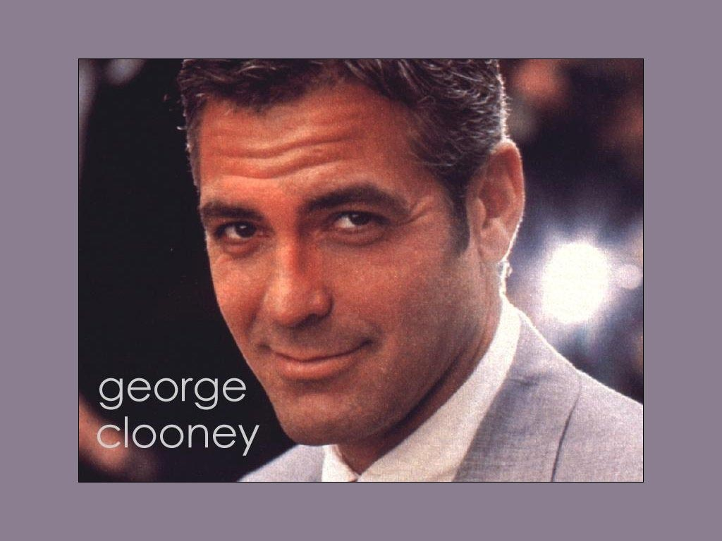 George clooney wallpapers