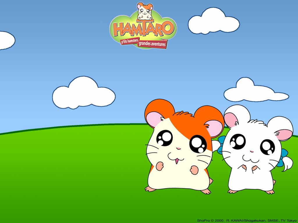 Hamtaro wallpapers
