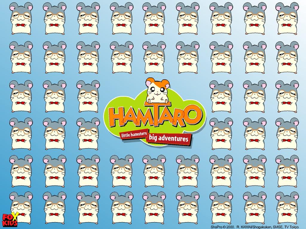 Hamtaro wallpapers