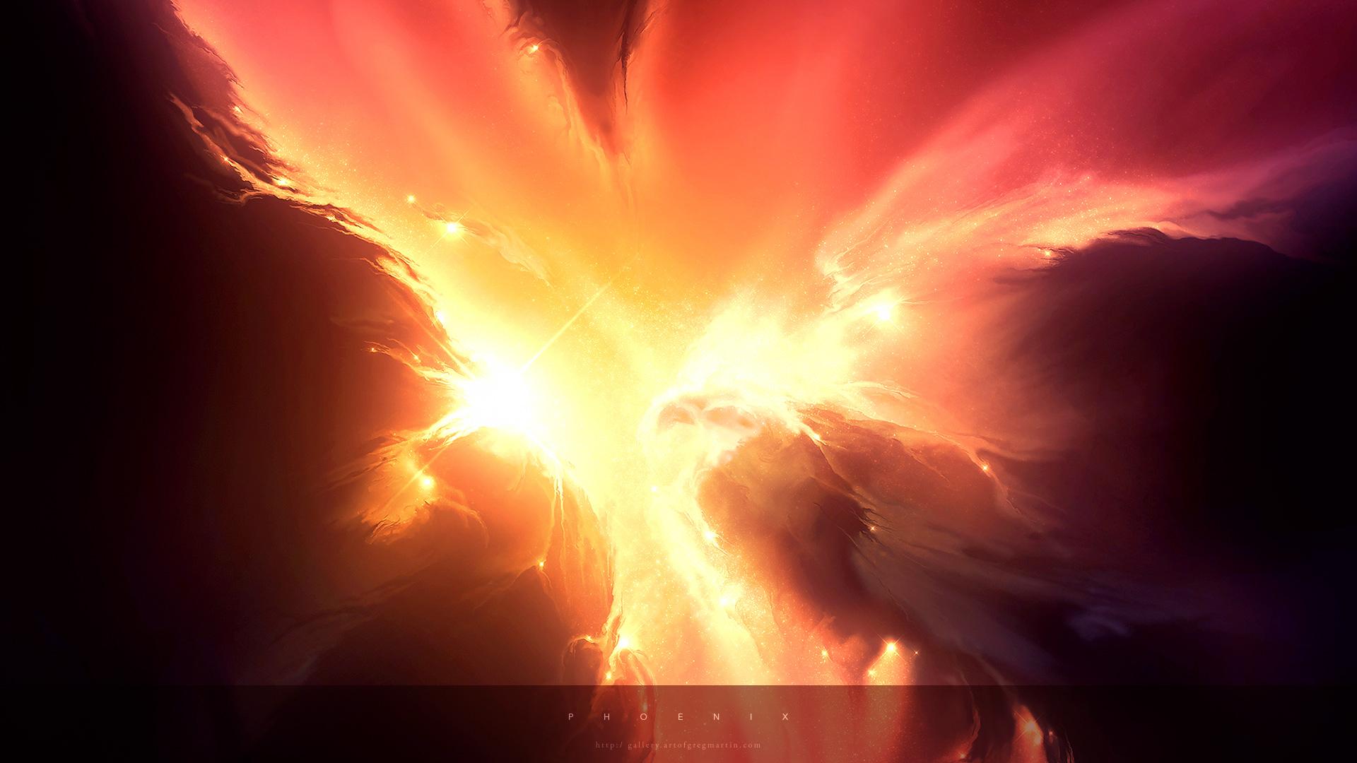 phoenix nebula hd - photo #6