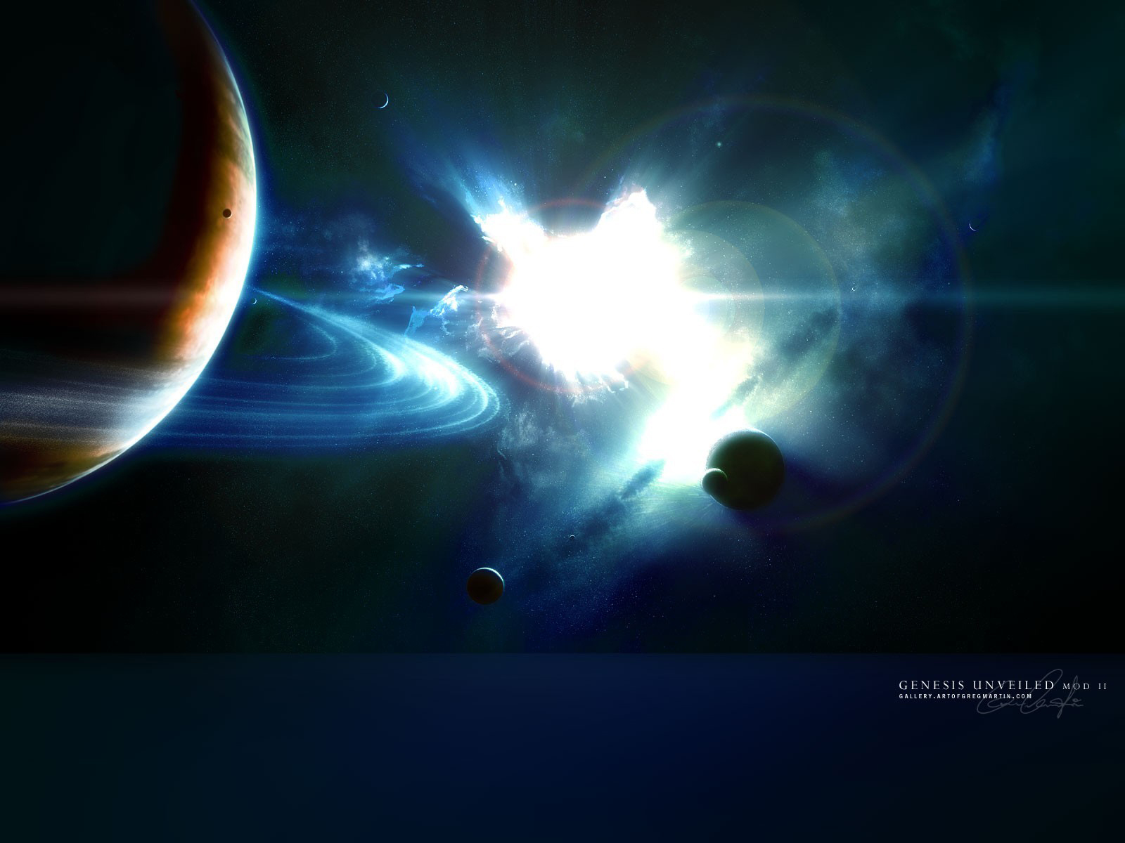 Planeten wallpapers